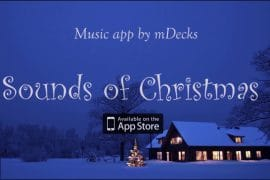 Sounds of Christmas Is The Perfect Way To Spread Christmas Cheer