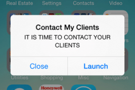 Contact My Clients Is A Salesman's Dream