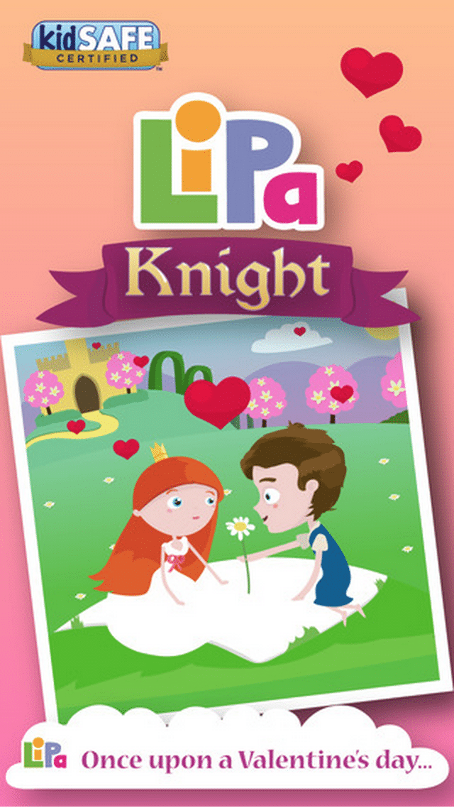 Lipa Knight Valentine's Is A Stunning Spatial Puzzle App