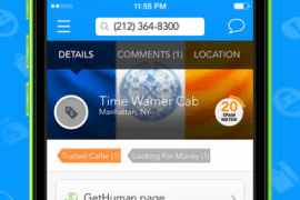 CallerSmart Is Your Trusty Defense Against Cell-Phone Spammers