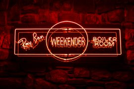 The Future of Live Music Has Arrived: Ray Ban X Boiler Room's Weekender Recap